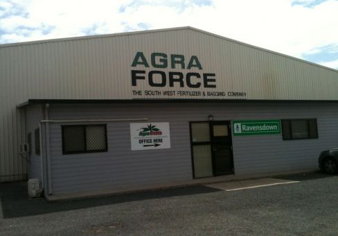 Agra Force office